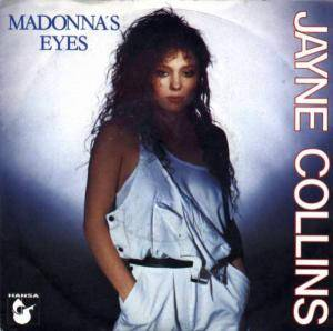 Cover - Jayne Collins: Madonna's Eyes