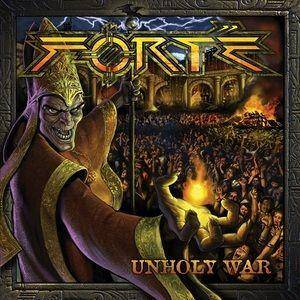 Cover - Forté: Unholy War