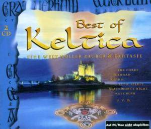 Cover - Máire Brennan: Best Of Keltica
