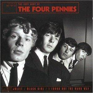 Cover - Four Pennies, The: Very Best Of The Four Pennies, The