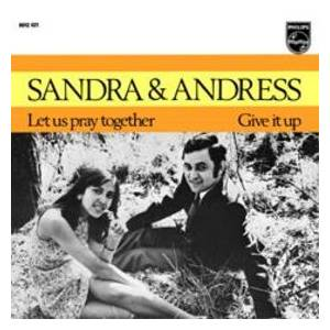 Cover - Sandra & Andres: Let Us Pray Together