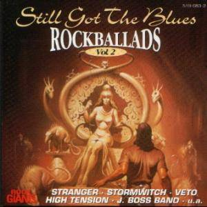 Cover - C.B.: Still Got The Blues - Rockballads Vol. 2