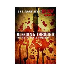 Cover - Bleeding Through: This Is Live, This Is Murderous