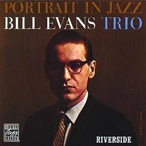 Cover - Bill Evans Trio, The: Portrait In Jazz