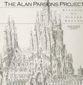 The Alan Parsons Project: Standing On Higher Ground - Cover
