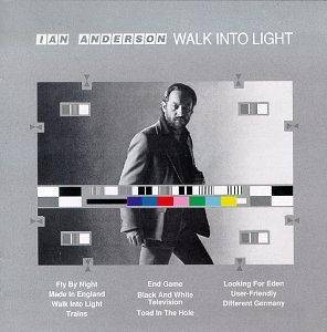 Ian Anderson: Walk Into Light - Cover