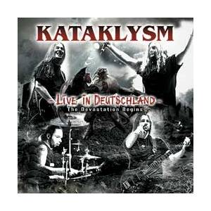 Kataklysm: Live In Deutschland - The Devastation Begins (DVD + CD) - Bild 1