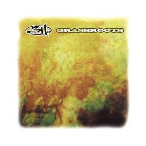 311: Grassroots - Cover