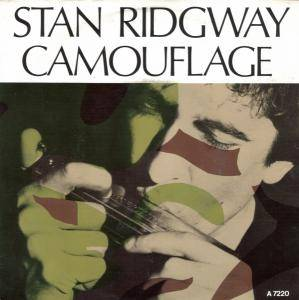 Stan Ridgway: Camouflage - Cover