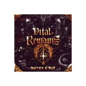 Vital Remains: Horrors Of Hell - Cover