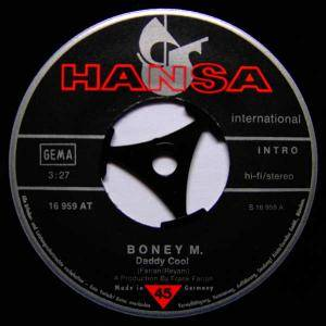 "Boney M.: Daddy Cool (7"") - Bild 3"