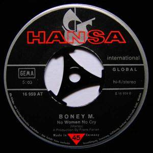 "Boney M.: Daddy Cool (7"") - Bild 4"