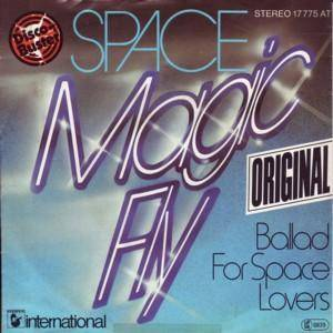 Space: Magic Fly - Cover
