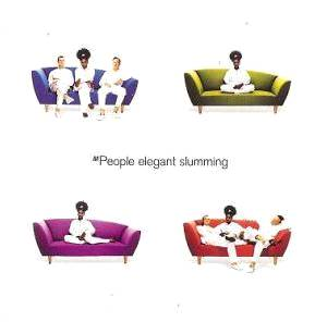Cover - M People: Elegant Slumming