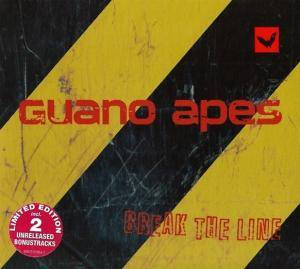Guano Apes: Break The Line - Cover