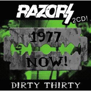 Cover - Razors: Dirty Thirty