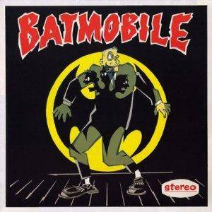 Cover - Batmobile: Dto.