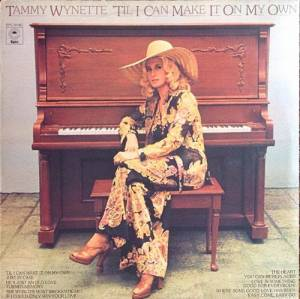 Cover - Tammy Wynette: 'til I Can Make It On My Own