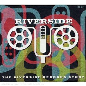Riverside Records Story Vol. 1, The - Cover