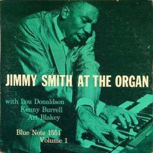Cover - Jimmy Smith: Jimmy Smith At The Organ Vol. 1