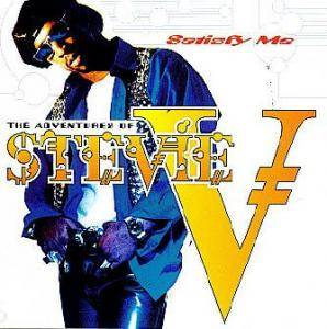 Cover - Adventures Of Stevie V.: Satisfy Me