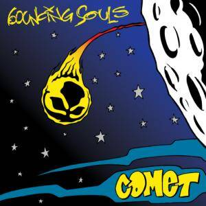 The Bouncing Souls: Comet - Cover