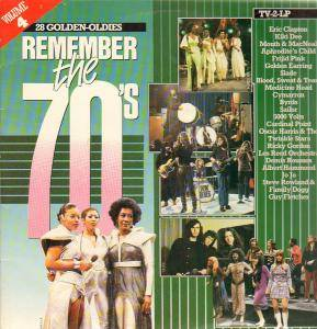 Cover - Guy Fletcher: Remember The 70's - Volume 4