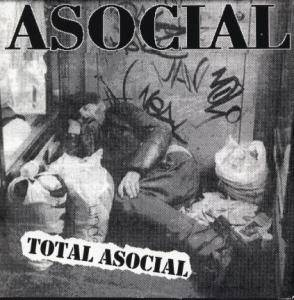 Cover - Asocial: Total Asocial
