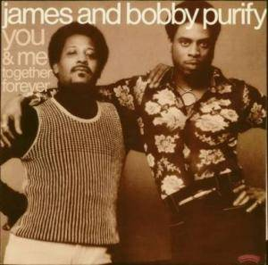 Cover - James & Bobby Purify: You 6 Me Together Forever