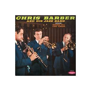 Cover - Chris Barber: Chris Barber And His Jazz Band