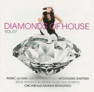 Cover - Oliver Twizt: Diamonds Of House Vol. 07