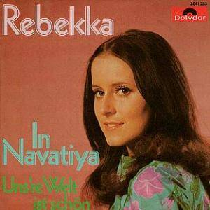 Cover - Rebekka: In Navatiya