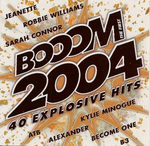 Cover - Sarah Connor Feat. Naturally 7: Booom 2004 - The First