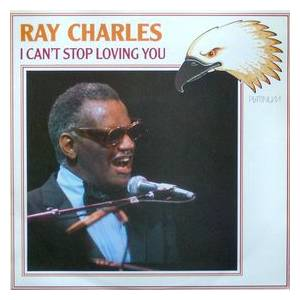 Ray Charles: I Can't Stop Loving You - Cover