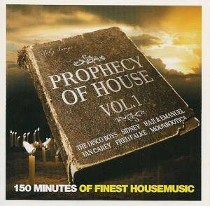 Cover - Sidney: Prophecy Of House Vol. 1