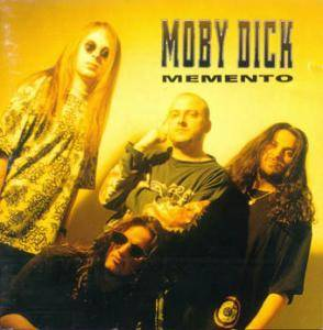 Cover - Moby Dick: Memento