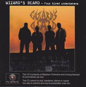 Wizard's Beard: Four Tired Undertakers - Cover