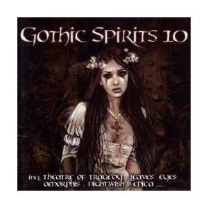 Cover - Factory Of Dreams: Gothic Spirits 10