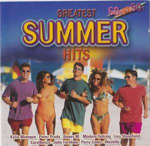 Cover - Linda Lewis: Greatest Summer Hits 60s To 90s