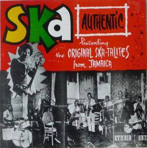 Cover - Skatalites, The: Ska-Authentic