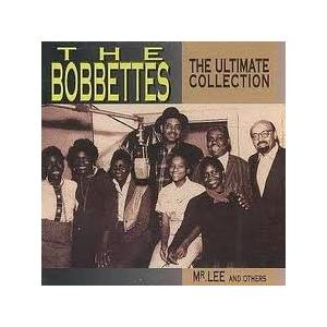 Cover - Bobbettes, The: Ultimate Collection, The