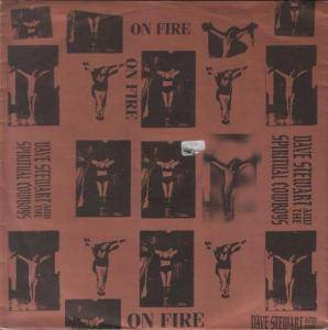 Cover - Dave Stewart And The Spiritual Cowboys: On Fire