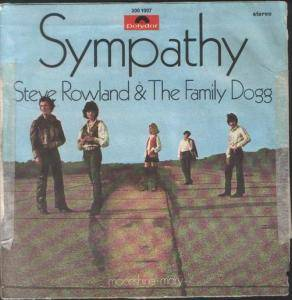 Cover - Steve Rowland & The Family Dogg: Sympathy