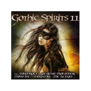 Cover - Mortemia: Gothic Spirits 11