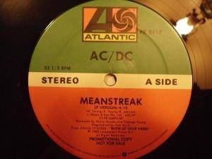 AC/DC: Meanstreak - Cover