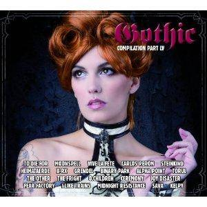 Cover - Ad Inferna: Gothic Compilation Part LV