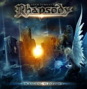 Luca Turilli's Rhapsody: Ascending To Infinity - Cover