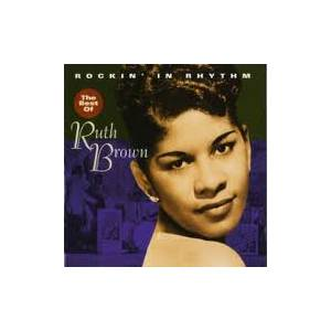 Cover - Ruth Brown: Rockin' In Rhythm - The Best Of Ruth Brown