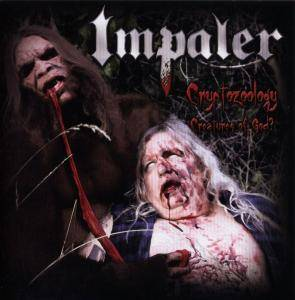 Cover - Impaler: Cryptozoology