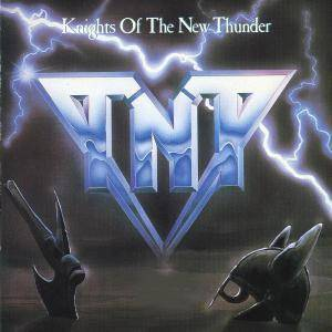 TNT: Knights Of The New Thunder - Cover
